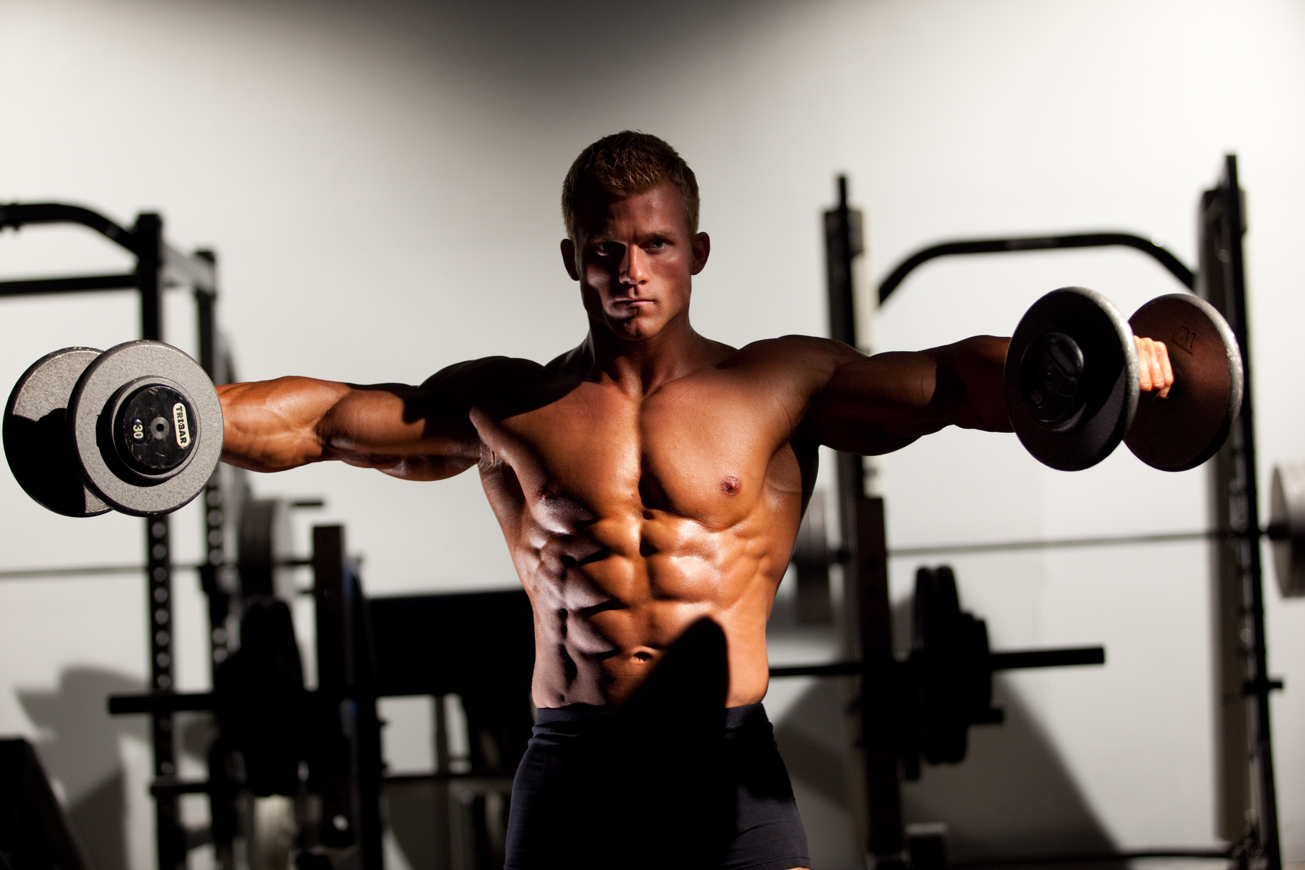 Biomechanical Perfection: Dumbbell Side Lateral Raise