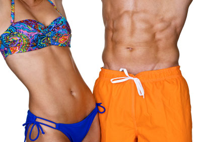10 Exercises for a Bikini Ready Body - Tone and Tighten In Time for Summer